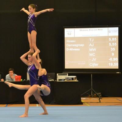 Acrobatische-Gymnastiek NTK